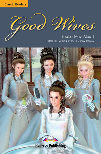 Image result for good wives louisa may alcott