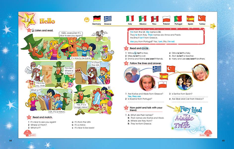Express Publishing ELT (English Language Teaching) Books, Multimedia